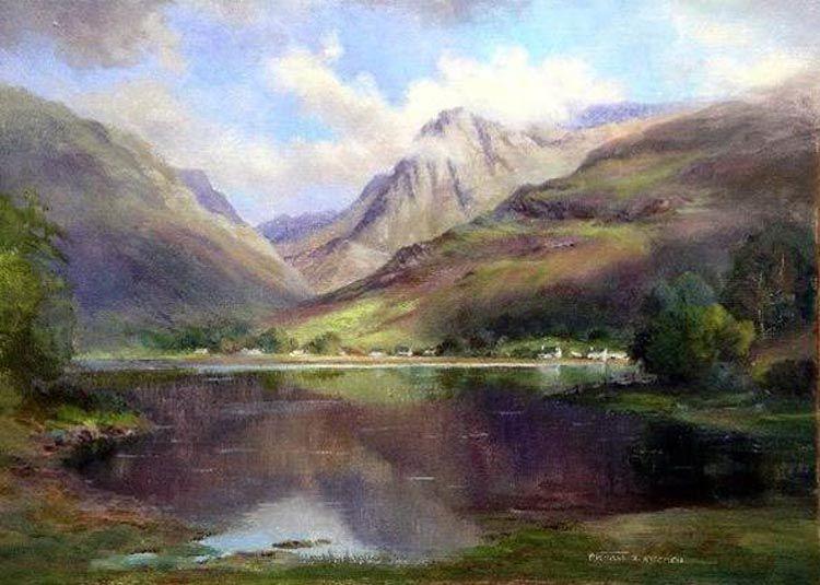 Across Loch Long