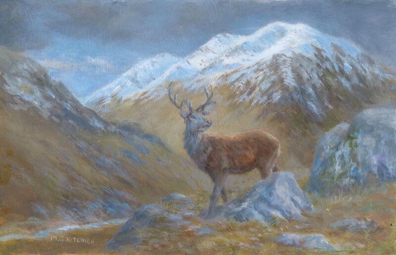 The Highlander SOLD