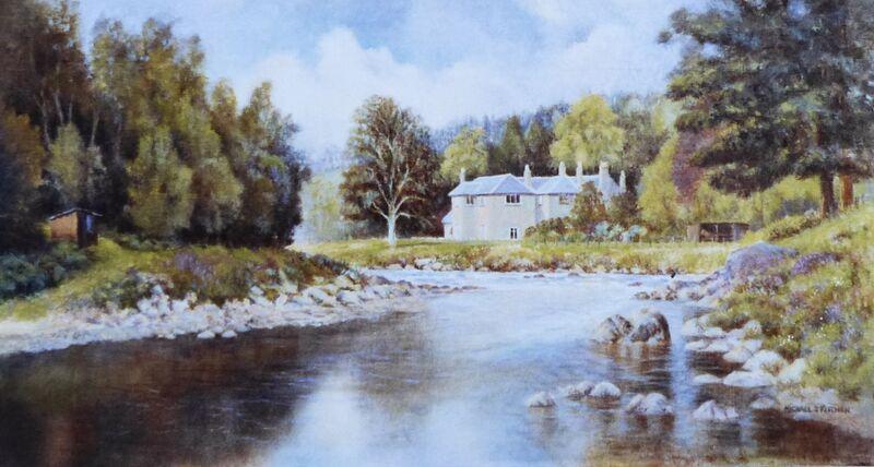 River Dee, Woodend Estate