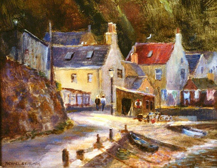 The Village of Pennan