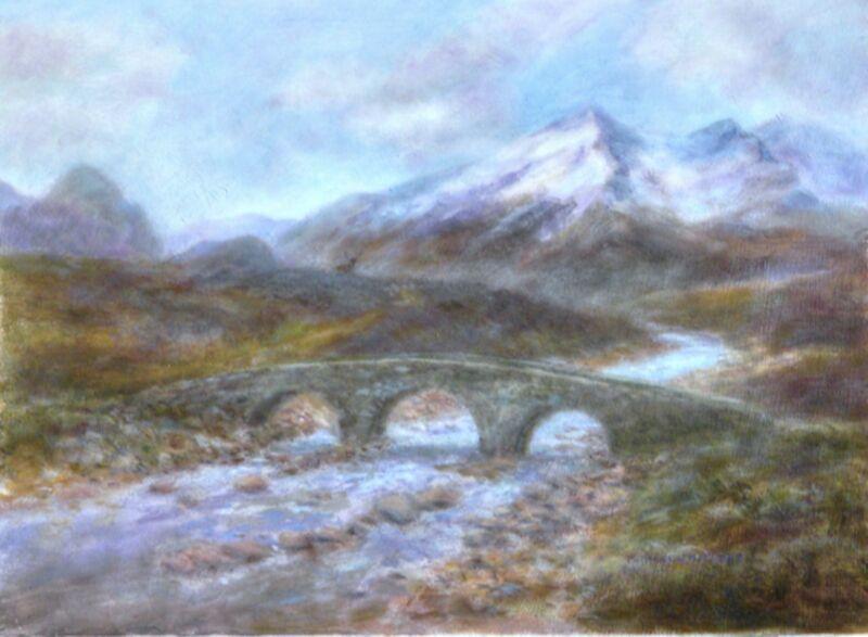 Sligachan, Cuillins, Isle of Skye