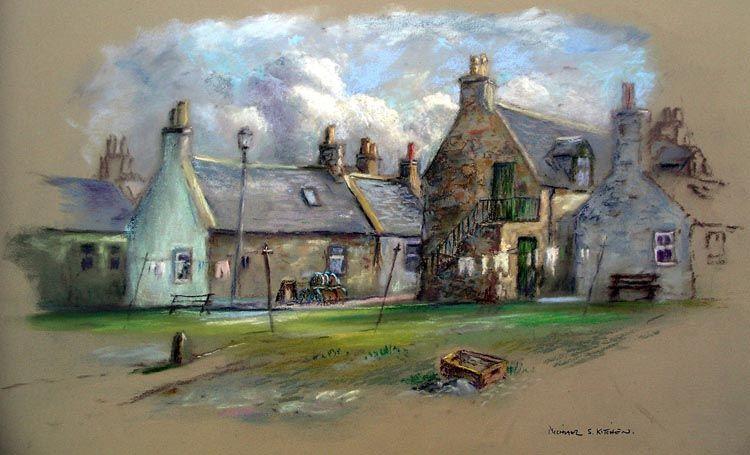 Sandend Cottages