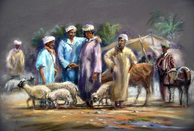 Sheep Dealers, Morocco