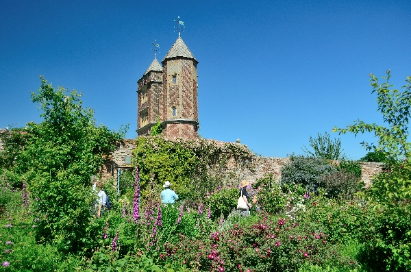 A Glorious day at Sissinghurst