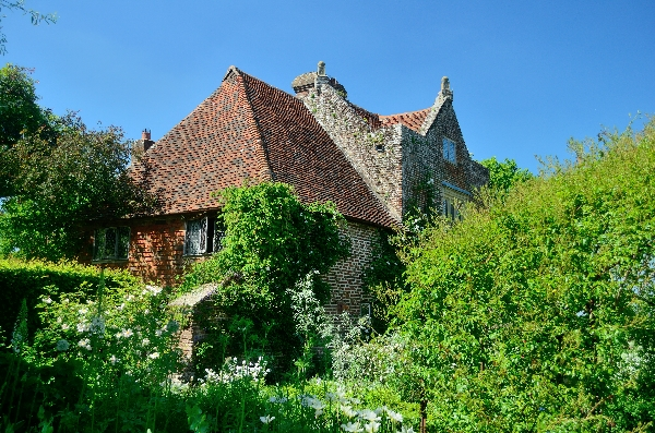The Priest's House at Sissinghurst Gardens
