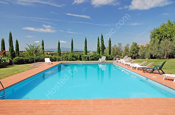 Tuscan Swimming Pool