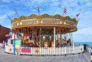 Carousel on Brighton Pier