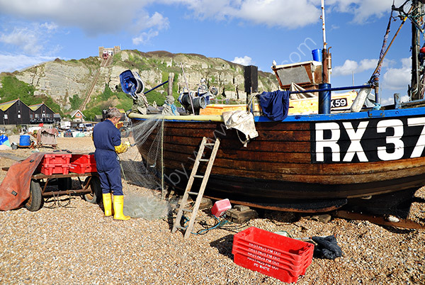Hastings Fisherman