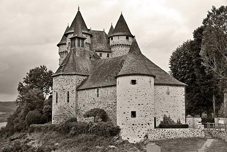 Chateau du Val, Auvergne