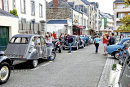 A Classic Car Rally in Mayenne