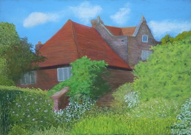The Priest's House at Sissinghurst Gardens