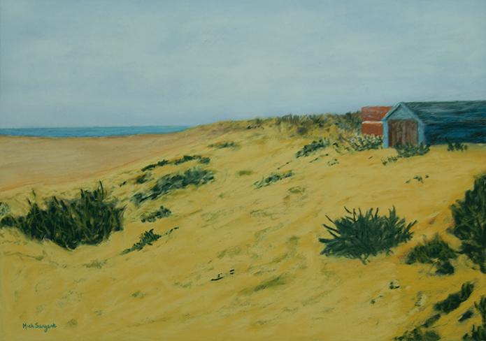 Sand, Sea and Sheds