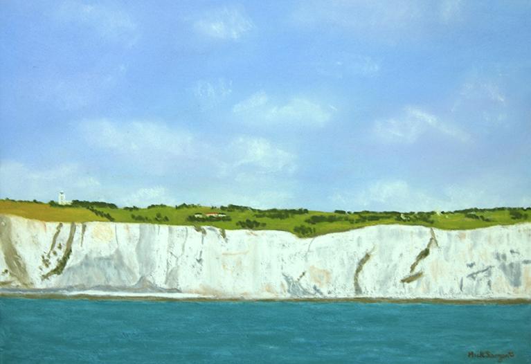 Not so White Cliffs of Dover