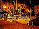 Villa Marina at Midnight