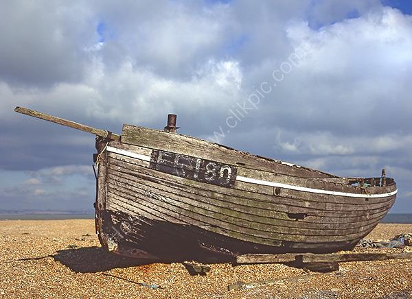 Rotting Trawler