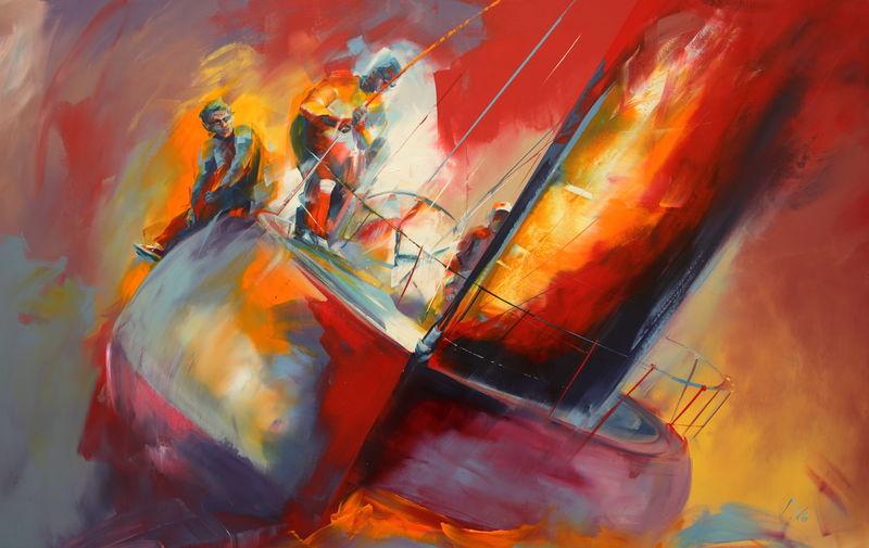 Sail Through No.1