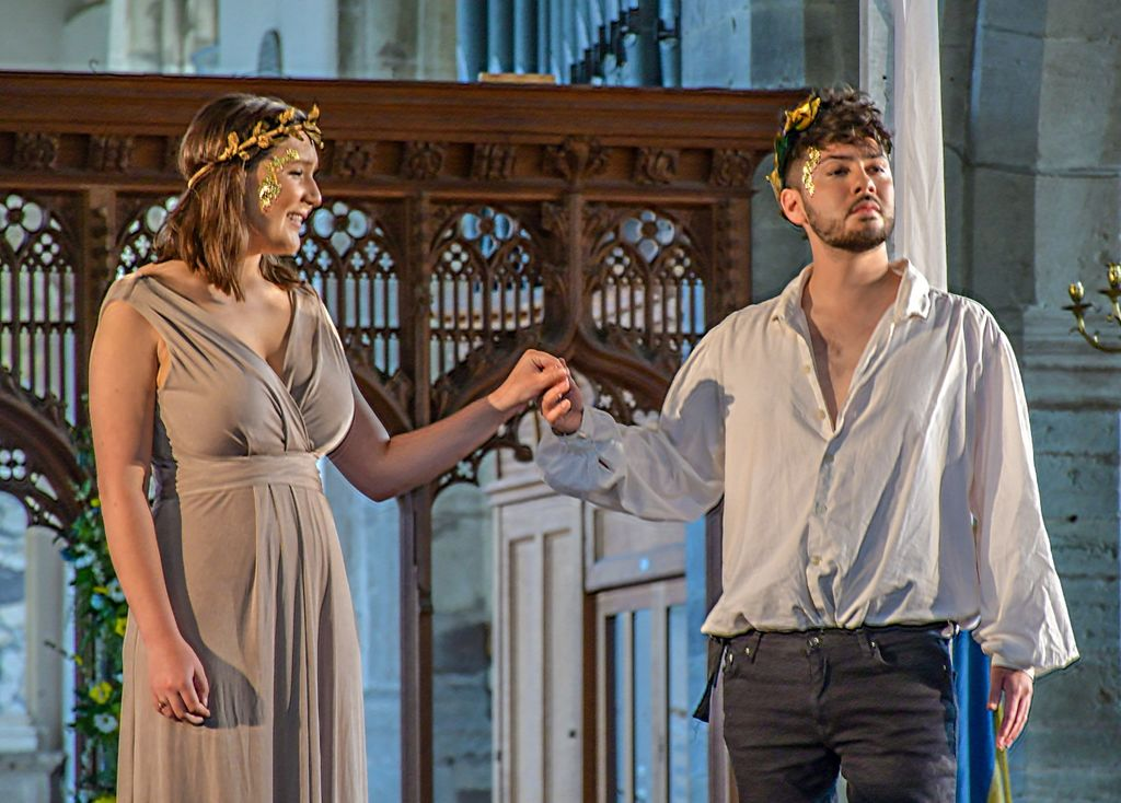 MidWalesOpera production of Dido & Aeneas, April 2019