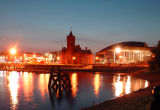 Cardiff Bay by Night