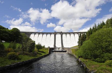 Claerwyn Dam