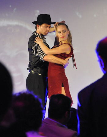 Tango Dancers, Corporate Entertainment