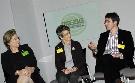 Speakers at Informal meeting