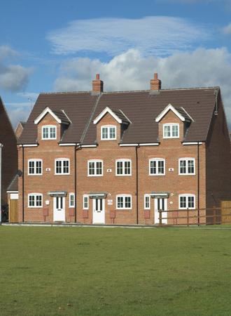 Modern Housing Block