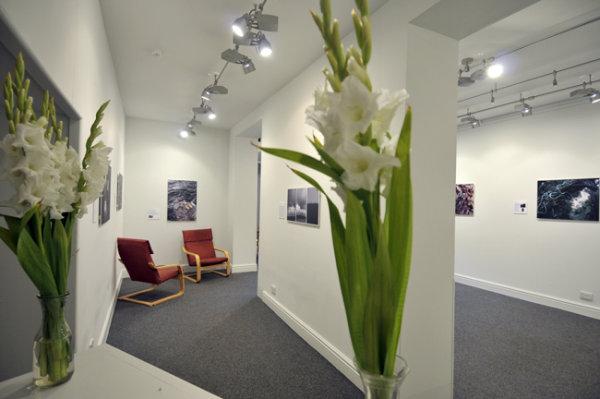 Sculpture Cymru  Exhibition, Wyeside Gallery, Builth Wells,Powys