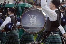 Inverarey Pipe Band