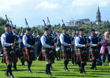 Field Marshal Montgomery Pipe Band, Champions