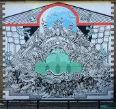 Parkhead Mural