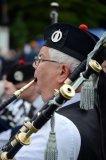 Kilbarchan Pipe Band Piper