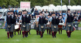 Stockbridge Pipe Band