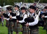 Glasgow Skye Association Pipe Band