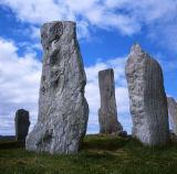 Lewis-Callanish-Stones