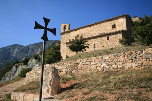 Spain-Pyrenees-Oden