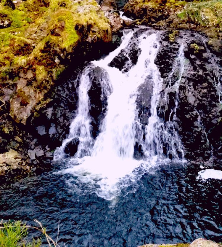 Water fall Snowden