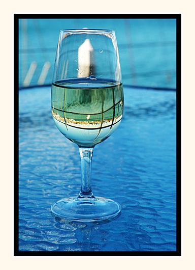 Marina In A Glass