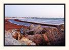 Dusk North Haven Beach