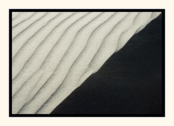 Wind Swept Sand