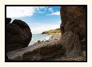 Hallett Cove Beach Towards Black Cliff