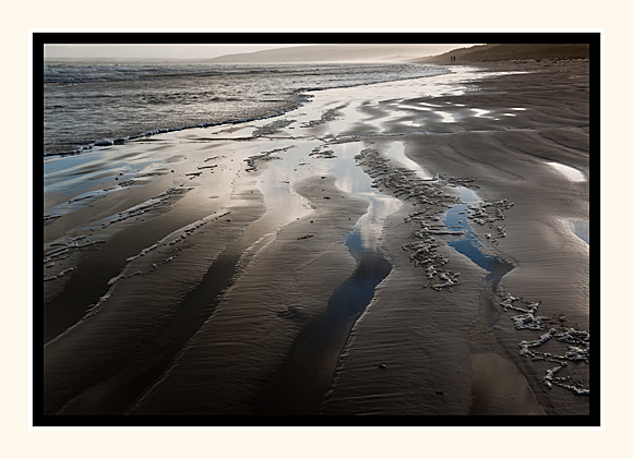 Winter Walk  Goolwa Beach