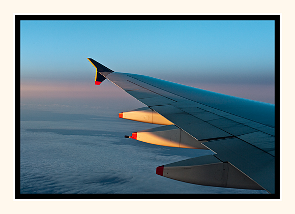 Sunrise On The Wing