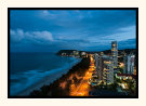 Night Time Burleigh Heads