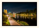 Night Walk Along The Torrens