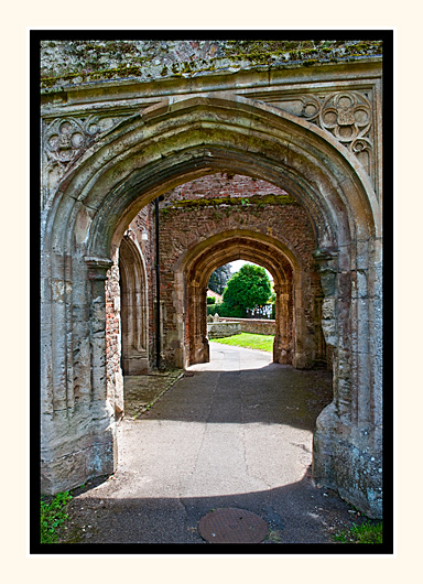 History Through The Arches