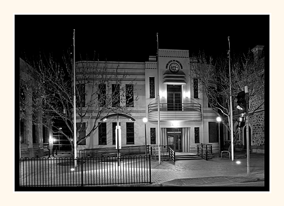 Port Adelaide Council Chambers