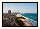 Looking To Surfers Paradise