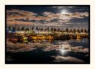 Moonlit Marina