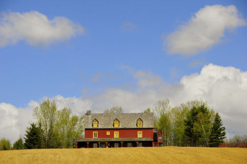 """""""Red House"""""""