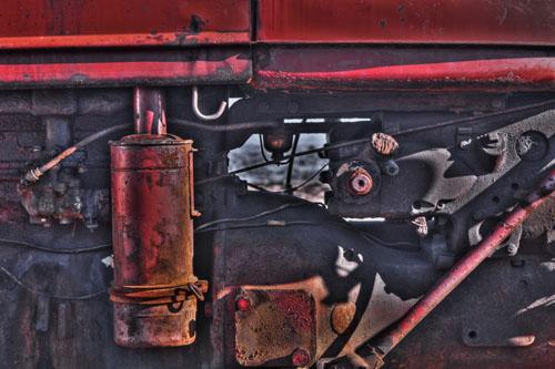 """Red Engine"""